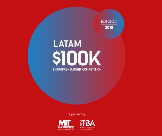 Photo for: LATAM 100K ENTREPRENEURSHIP CONTEST